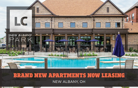 Brand New Apartments Now Leasing