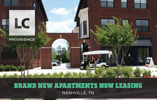 LC Providence | Brand New Apartments